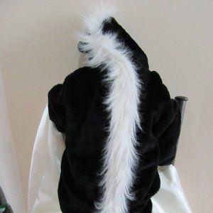 Baby -Kids Halloween Costume  Skunk Baby Medium